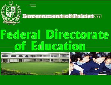 Islamabad: Charter of Demands of Government Teachers Association (FGTA)