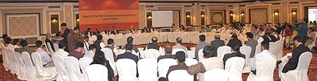 Breifing Session on Labour Laws in PILDAT -2