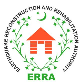 Erra logo - Earthquake Reconstruction & Rehabilitation Authority logo