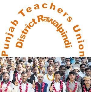 Punjab Teachers Union District Rawalpindi: Group Photo