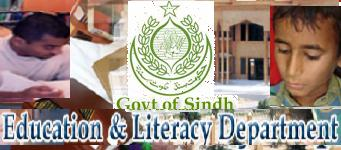 Karachi: Notification issued for Non Teaching Sindh Education Staff