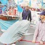 World Fisheries Day - rallying to celebrate in Karachi-2 - thenews