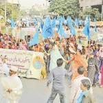 World Fisheries Day - rallying to celebrate in Karachi-4 - thenews
