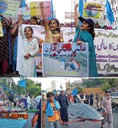 World Fisheries Day (November 21): Rally in Karachi & Pics gallery