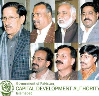 Islamabad: CDA Mazdoor Union General Body Meeting today (27-1-2011)