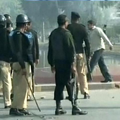 Breaking News: Third Day of Protest in Punjab colleges: Police repel angry students as protests continue
