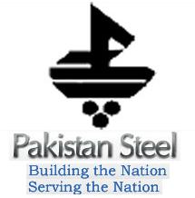 Career Opportunity in Pakistan Steel Karachi