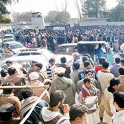 Rawalpindi: 30,000 Try Their Luck for Posts of Security Guard, ASI