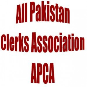 All Pakistan Clerks Association (APCA) logo
