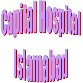 Islamabad: Battle' for Capital Hospital executive director intensifies