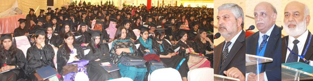 Certificates Distribution Ceremony of Hailey College Lahore