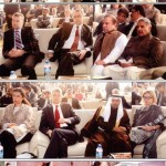 Danish School Rahim Yar Khan - PML(N) leader Muhammad Nawaz Sharif, Chief Minister Punjab Shahbaz Sharif and foreign ambassadors seeing Tablo Shows of Students