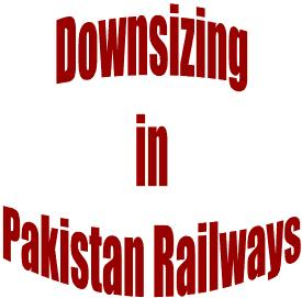 Lahore: Railway Workers Rally Against Privatization and Downsizing