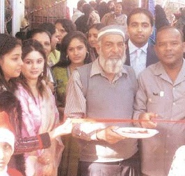 GSTA President Inaugurates Science Exhibition in Karachi