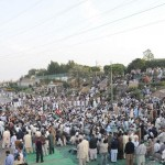KESC Employees protest continue on third day