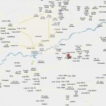 Location Map Chishtian , Bahawalnagar, Burewala, Hasilpur, Vehari, Harronabad & Mailsi