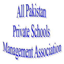 Educational Conference organized by All Pakistan Private Schools Management Association