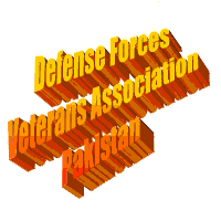 Defense Forces Veterans Association Pakistan Annual Meeting on March 20, 2011