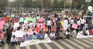 Young Doctors Association (YDA) continued its strike in federal hospitals