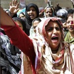 Lady Health Workers LHW Protest in Hyderabad