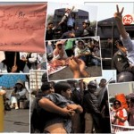 Police arrests 40 protesting doctors, releasing all after an hour