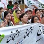 Punjab Doctors Lady on Strike