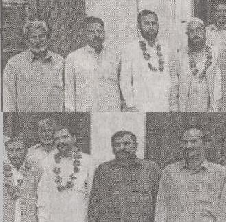Zonal Elections of Pakistan Irrigation Pasban Union in Multan