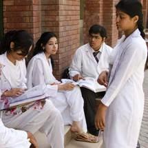 Entry Test for Admission in Benazir Lyari Medical College Karachi