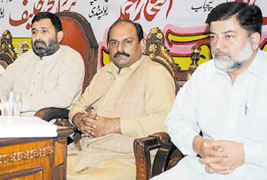APCA Leader Nazar Hussain Korai Demands implementation of Pay & Pension Report