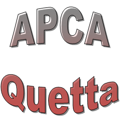 APCA Quetta stages protest against price hike and lawlessness