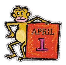 Beware: It's April Fool