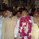 Ch Khalid with WAPDA Workers 2