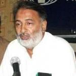 KESC Union CBA Chairman Ikhlaq Ahmad Khan at Press Club Karachi