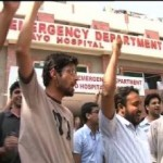 Punjab Young Doctors Strike