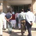 Punjab Young Doctors Strike 9