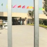 SAMAA other TV channels' teams taken hostage in ZTB Islamabad 7