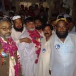 Saleem Gillani & Ch Khalid with WAPDA workers