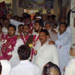 Sh Imran & Saleem Gillani with WAPDA Multan Employees