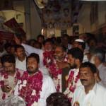 Sh Imran & Saleem Gillani with WAPDA Multan Employees 2
