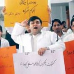 YDA - Young Doctors Protest