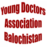 Young Doctors Association Balochistan (YDA) Logo