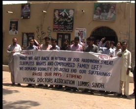 Sindh Young Doctors (SYDA)to go on strike from Friday