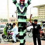 APCA Clerk distinguish Protest at Punjab Assembly Lahore