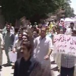 Balochistan Doctors on Strike2