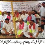 Boner Employees Hunger Strike