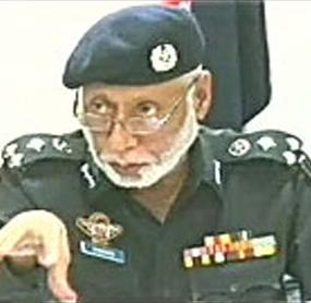 CCPO Quetta Dawood Junejo made Officer on Special Duty (OSD)