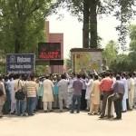 Doctors of Khyber Pakhtunkhwa on Strike 3