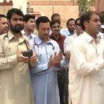 Doctors of Khyber Pakhtunkhwa on Strike 5