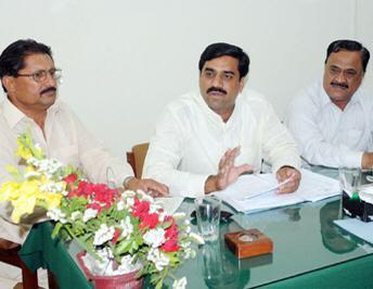 Punjab Boards Federation Meeting organized by Lahore Board Employees Welfare Association