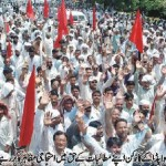 WAPDA Employees Protest Rally in Lahore (17-5-2011) pic
